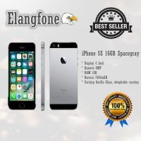 REFURBISHED APPLE IPHONE 5S-16 GB GRAY GARANSI DISTRIBUTOR 1 THN
