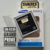 original 100% baterai / batre / battery samsung galaxy grand prime