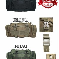 Tas Selempang Tactical Army A317
