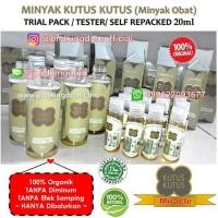 harga Repacked / Tester / Trial Pack 100% Original Minyak Kutus Kutus 20ml Tokopedia.com