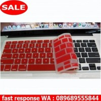Jual F035 Silicone Keyboard Cover Protector Skin for Macbook Pro 13/15/17 I Murah