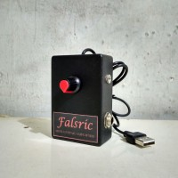 Ampli Gitar Mini : Falsric Mini Guitar Amplifier