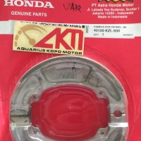 harga Kampas Rem Belakang Vario Beat Spacy Scoopy Tromol Ahm Original Honda Tokopedia.com