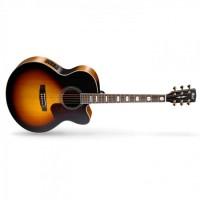 harga Cort Cj3v-tab Electric Acoustic Guitar Tokopedia.com