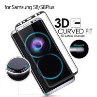 harga Tempered Glass Full Samsung S8 Plus/ Screen Protector Warna Tokopedia.com