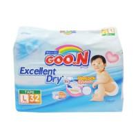 Popok / Diaper Goon Dry L 32