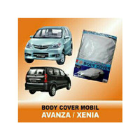 Body Cover Mobil F New Toyota Avanza 2013