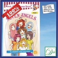Buku Cerita Anak KKPK The Seven Angels Persahabatan Untuk Selamanya