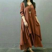 Syahrini Dress - Gamis Wanita / Baju Wanita / Atasan Wanita / Grosir