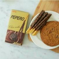 Jual 1 set pepero + 1 pepero almond snack Murah