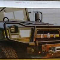 Diecast Chinese Military Humvee 1:18
