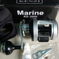 Reel kenzi Marine kz--300L