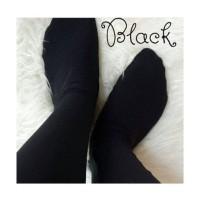 Legging Wudhu Premium BLACK