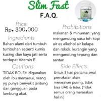 Slim Fast, slim beauty product