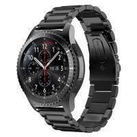 Jual Samsung Gear S2 classic/Moto 360/Asus stainless steel watch band Murah