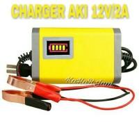 harga Charger Aki Motor/mobil/sepeda Listrik 12v / 12volt (alat Cas Aki) Tokopedia.com