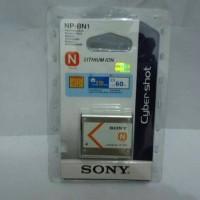 Sony NP BN1 Baterai CyberShot DSC W310 W320 W350 W530 W570 W390 W510
