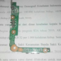 panel on off laptop hp pavilion dv2-1203AU
