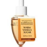 BATH & BODY WORKS BBW WARM VANILLA SUGAR Wallflower Refill 24 ml