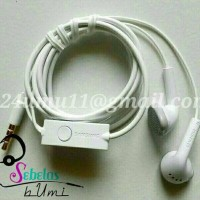 HEADSET  EARPHONE SAMSUNG GALAXY YOUNG, J SERIES ORIGINAL 100%