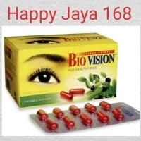 Jual Biovision / Bio Vision / Vitamin Mata (1 strip isi 10 kapsul) Murah