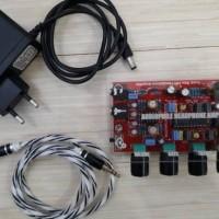 headphone amplifier high end DIY bagus bass kuat