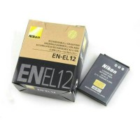 Nikon EN EL12 Baterai CoolPix P300 P330 S1000 S1100 S620 S710 AW110
