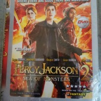 percy jackson 2 sea of monsters dvd