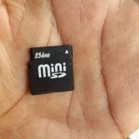 memory card nokia 6270 N73 jadul dll mini sd 256mb