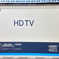 TV LED Samsung 32 inch HDTV UA32FH4003R HD 4003