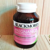 Blackmores Pregnancy & Breastfeeding Gold 120 Caps