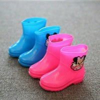 harga Sepatu Boots Anak Import Mickey Dan Minnie Mouse Tokopedia.com