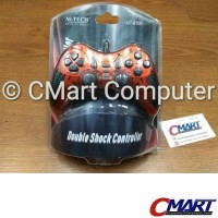 M-TECH Stick Gamepad USB PC Joystick Joystik Controller - MTC-MT-8100
