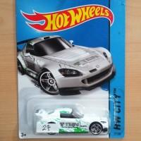 Mainan anak anak terbaru Hot Wheels Honda S2000 White - sumbawa shop