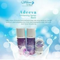 Jual Adeeva whitening Series Basic Murah