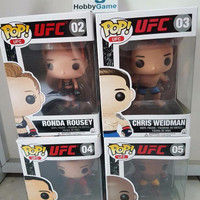 "Funko POP UFC Anderson ""The Spider"" Silva Original Vinyl Action Figure"