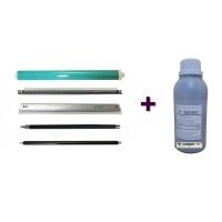 Paket Sparepart Cartridge Laserjet HP1102 / 85A + Toner
