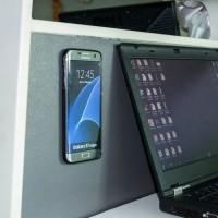 Jual CASE ANTI GRAVITY Samsung S7 EDGE   STIK MAGIC CASE   BLACK Murah