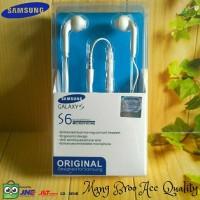 harga Earphone Handsfree Headset Samsung Original 100% Earbuds Karet Tokopedia.com
