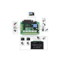 BARU TERMURAH MACH3 cnc 5 axis router controller Interface board USB P