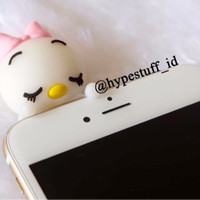 3D Case Squishy Toys Iphone Samsung All Type (A4-Daisy Tsum Tsum)