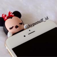 3D Case Squishy Toys Iphone Samsung All Type (A1-Minnie Tsum Tsum)