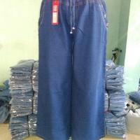 Jual celana kulot jeans Murah