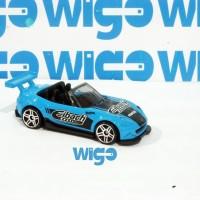 Hotwheels Hot Wheels LOOSE 2015 Mazda MX-5 Miata biru lot H 2017