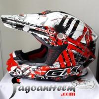 GM Helm NEUTRON Cross Moto Trail