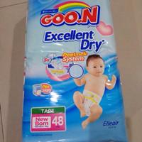 popok bayi GOON new born popok bayi perekat diaper bayi