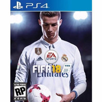 Kaset Game PS4 FIFA 18