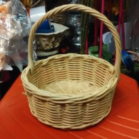 Harga alat rumah tangga pot keranjang rotan termurah | WIKIPRICE INDONESIA