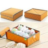 alat rumah tangga Organizer untuk BH/BEHA/ BRA - Underwear Storage Box