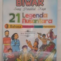 BIWAR Sang Penakluk Naga 21 Legenda Nusantara